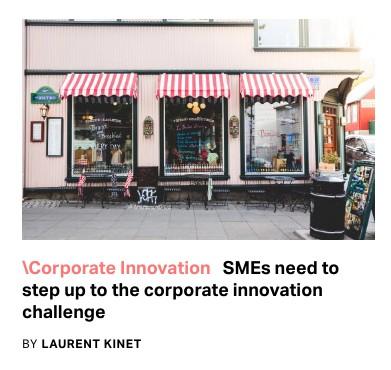 Corporate innovation challenge