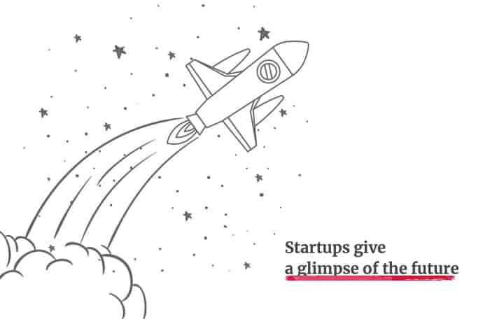Startup gives a glimpse of the future - Startup scouting - Novable