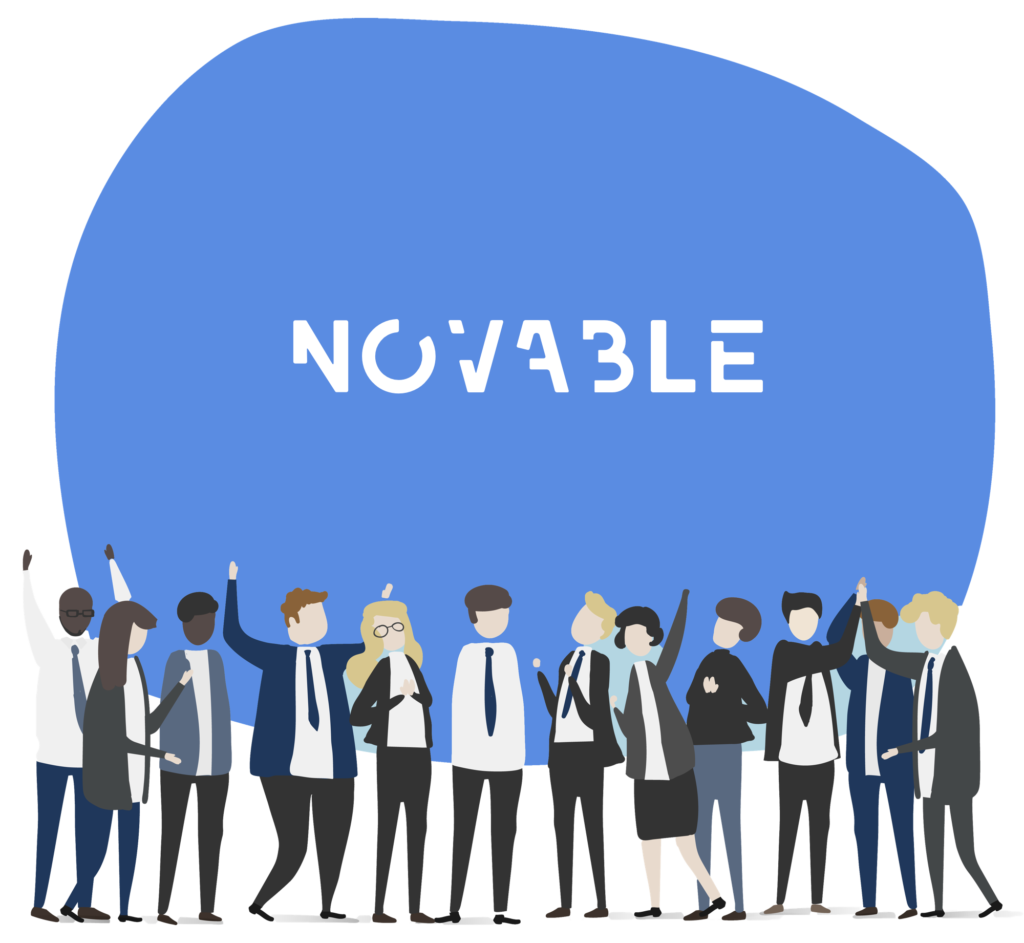 WE ARE ON THE MOST EXCITING MISSION - Startup scouting - Novable