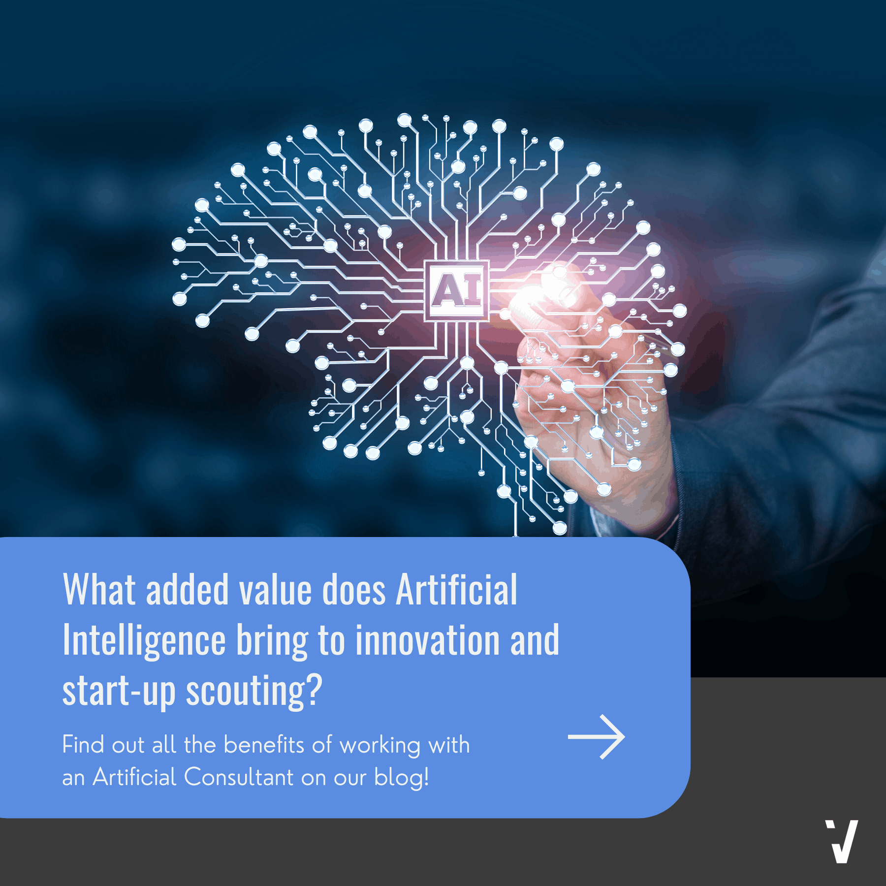 Artificial Intelligence in Innovation and Startup Scouting - Novable