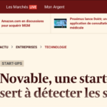Novable - startup scouting