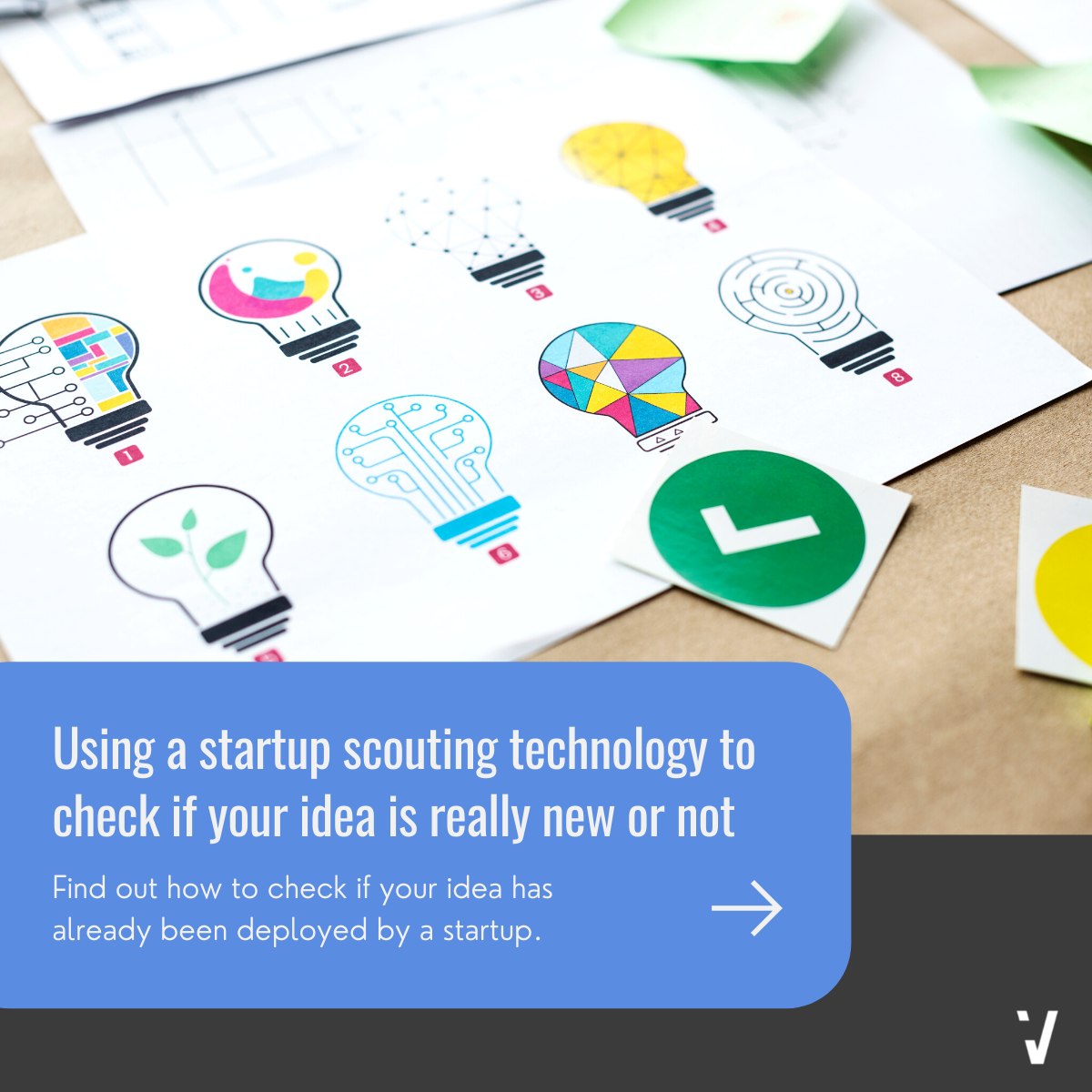 Startup scouting to check if your idea exists