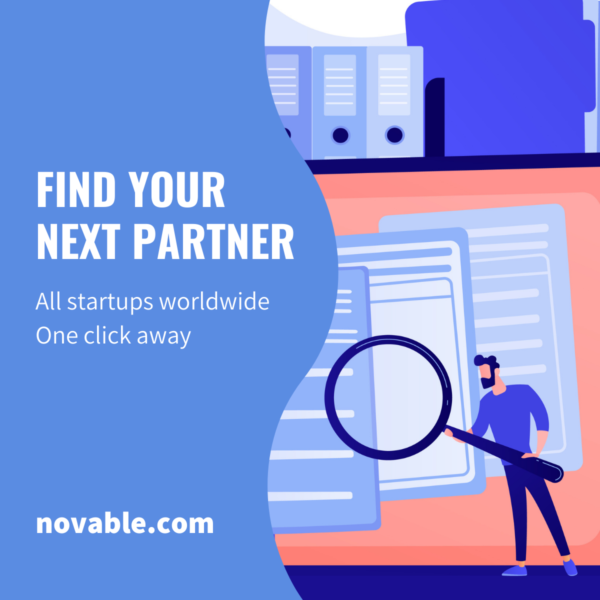 Novable Startup Scouting